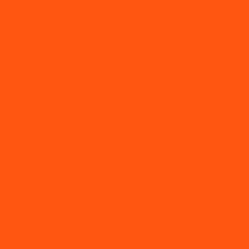 Mangue, peinture orange , color-rare