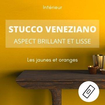 Color-Rare, Stucco Veneziano, les jaunes