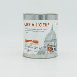 CIRE A L'OEUF