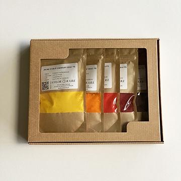 color-rare, bordeaux, coffret, cadmium, art, artiste, aquarelle
