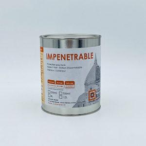 IMPENETRABLE – Protection pour bois incolore
