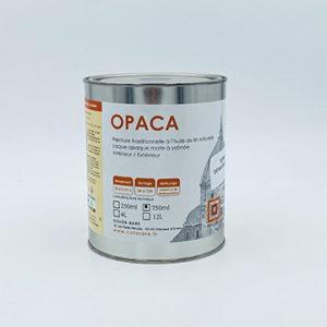 OPACA – Peinture traditionnelle à l'huile de lin naturelle