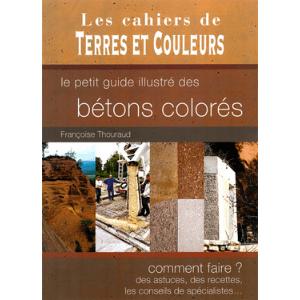 color rare, cahier terres et couleurs, betons colores