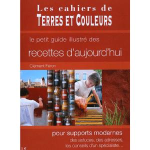 Cahiers terres et couleurs – Recettes d'aujourd'hui