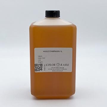 color-rare, bordeaux, huile d'abrasin