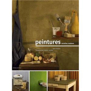 Peintures recettes maison