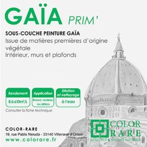 GAÏA PRIM'- sous-couche intérieure pour peinture bio-sourcée