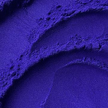 pigment violet, colorare
